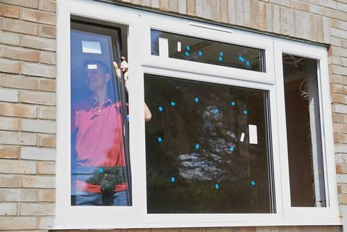 Double glazing window repairs